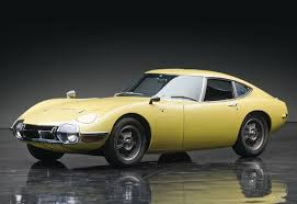 1967 Toyota 2000GT by Confused-Man