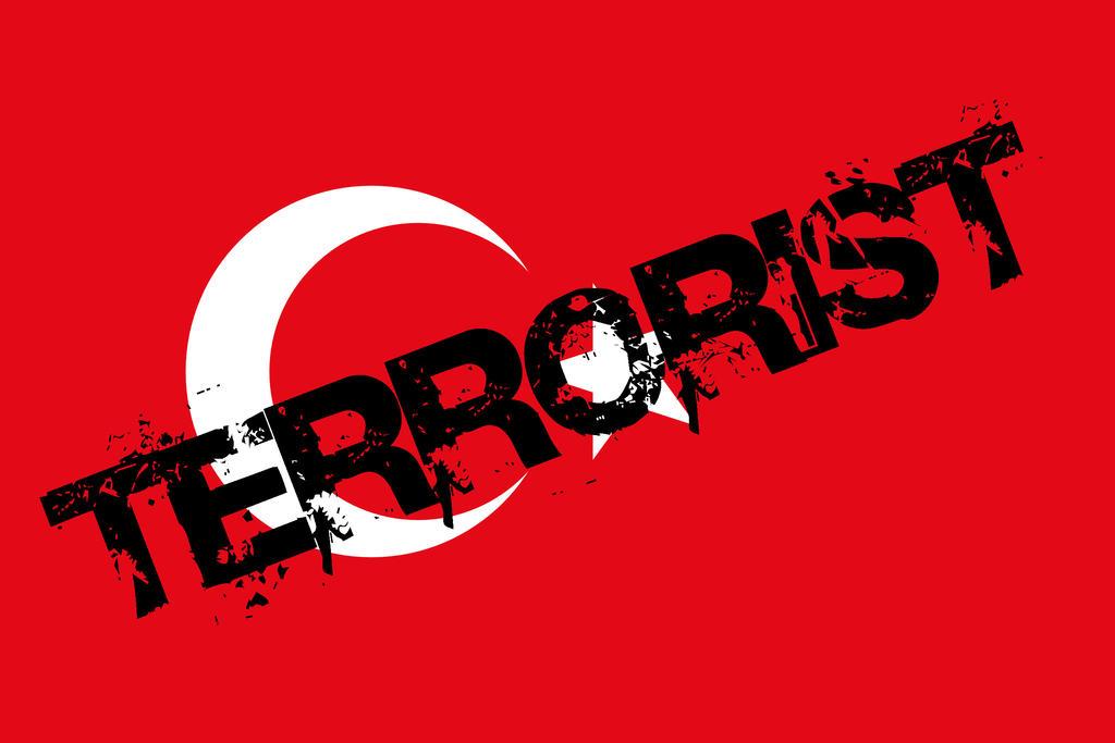 Turkey is Terrorist by Hellenicfighter