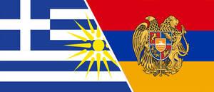 Greece and Armenia Friendship