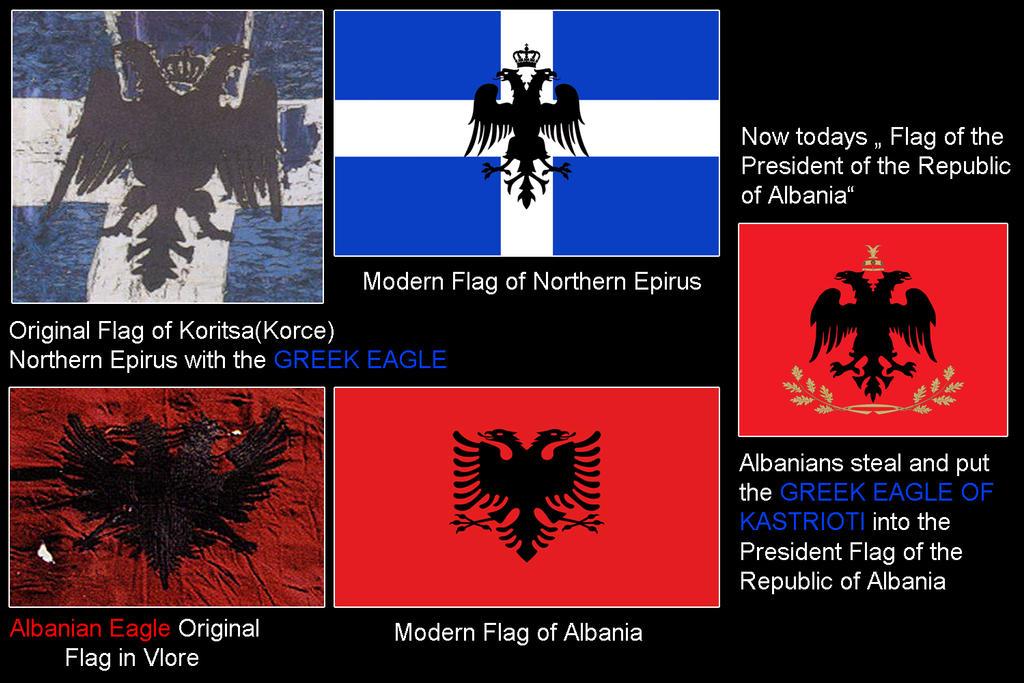 Greek Northern Epirus vs Albania by Hellenicfighter