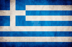 Greek Greece Flag Texture
