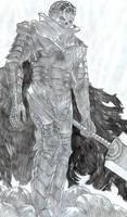 The berserk armor