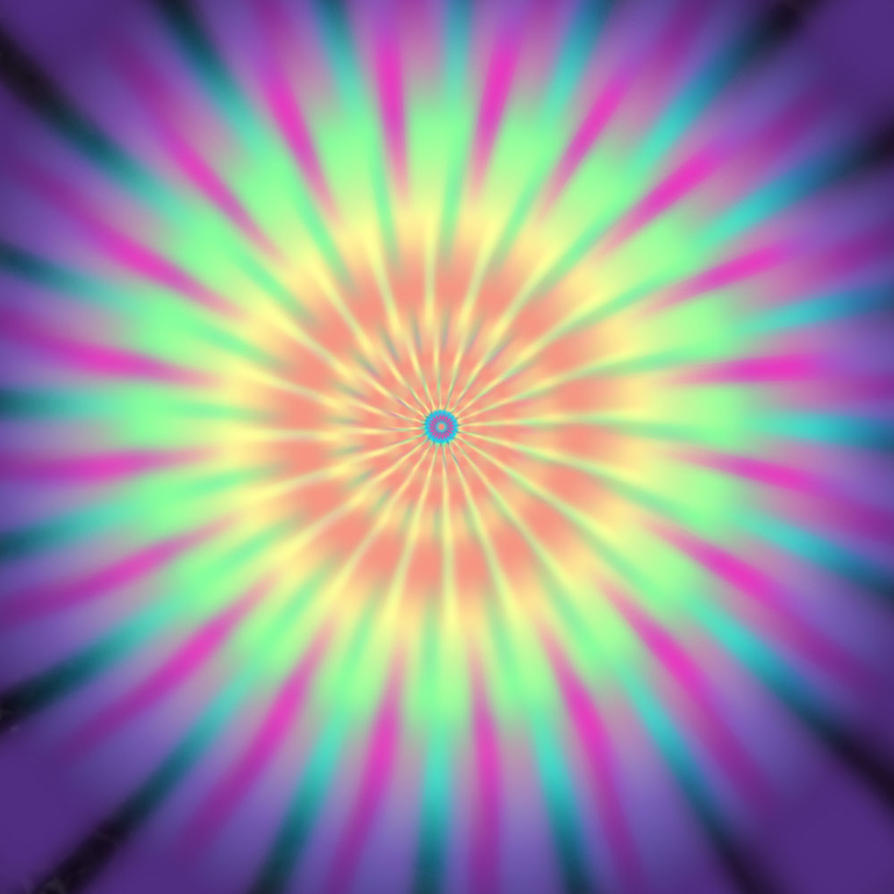tie dye powerpoint background