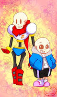 Papy And Sans