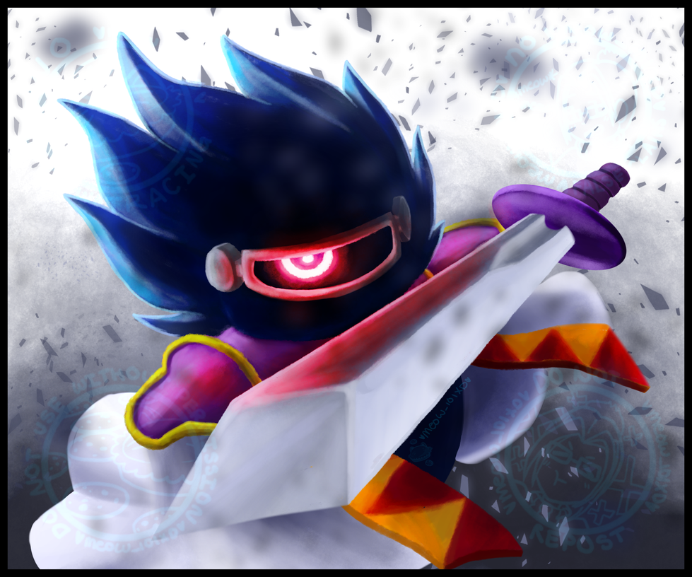 dark matter swordsman skylar - photo #21