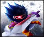 Dark Matter Swordsman