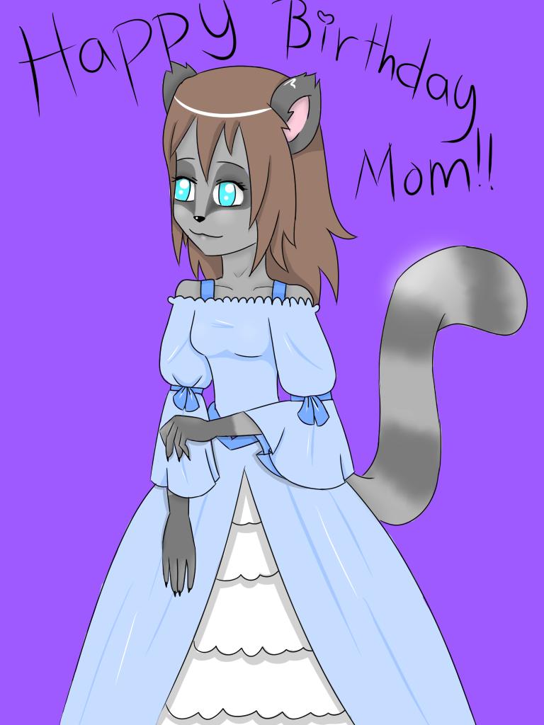Mom by SashikuChan