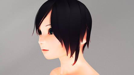 WIP Cartoonish Character by PureSlurpee