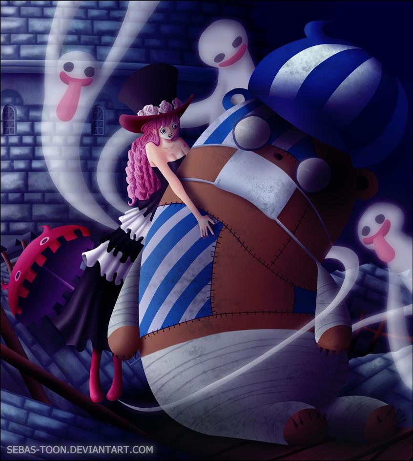Ghost Princess by sebas-toon on DeviantArt