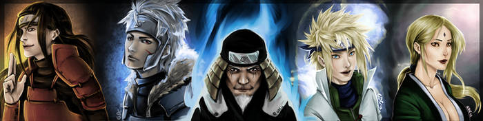 We are the hokages!