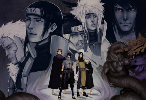I must start from the Uchiha and the Senju