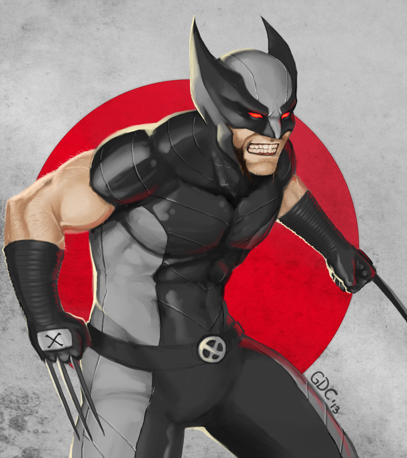 Wolverine :X Force Cos...