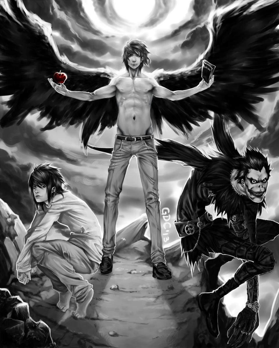 Death Note By Giando1611990 On DeviantArt