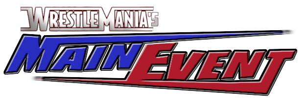 wrestlemanias main event logo by pm58790 on deviantart