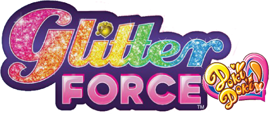 glitter force doki doki logo by pm58790 on deviantart