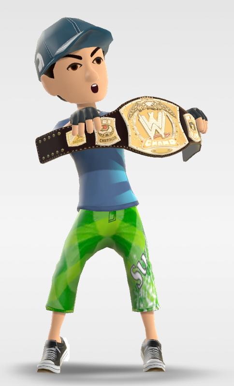 pm58790 (WWE Champion) by pm58790
