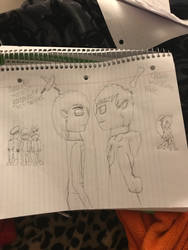 Sides (Base) (The Crafting Dead Fanart)