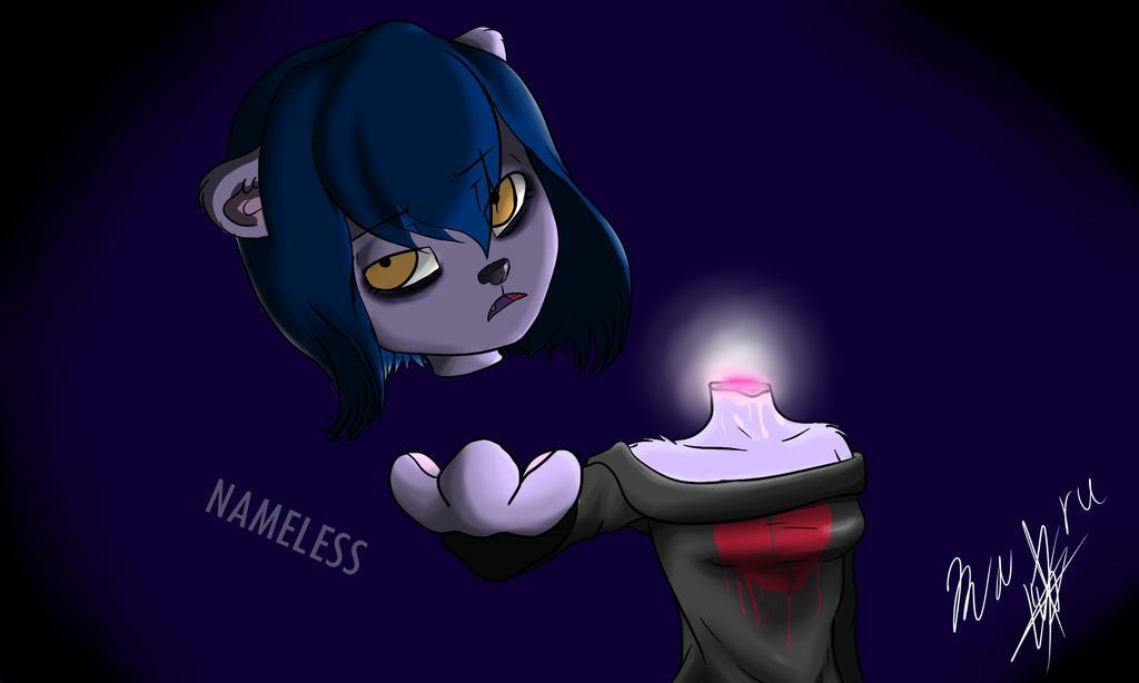 Nameless by Hosendamaru