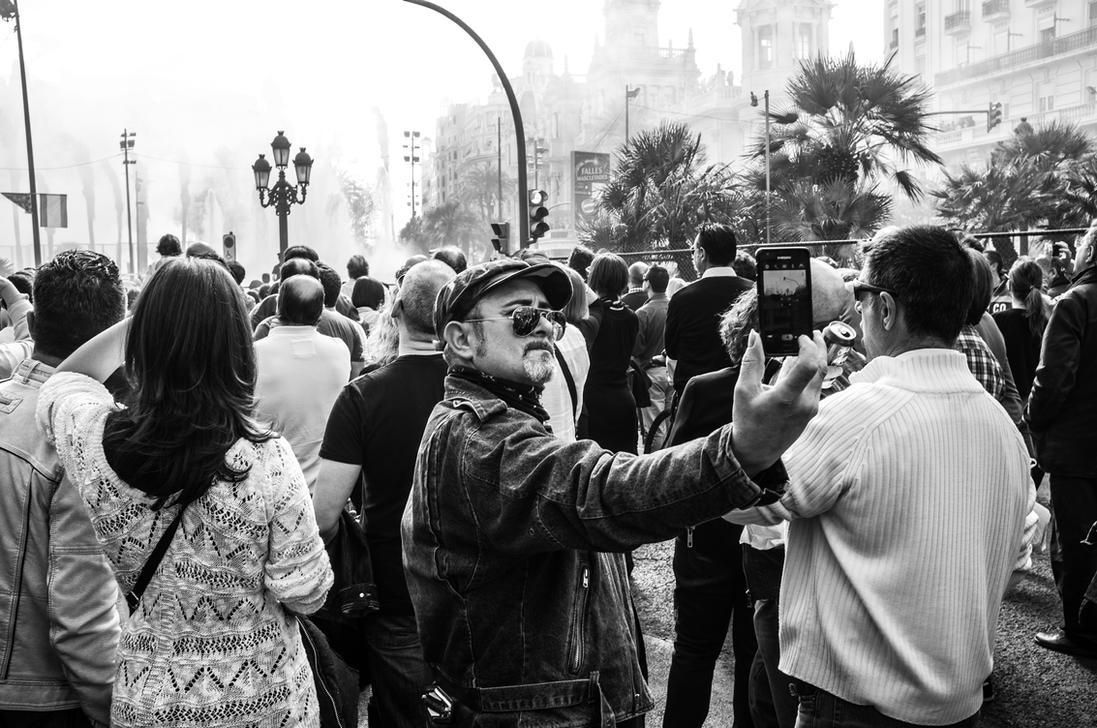 Valencia Street Photography by Robertlnpdg