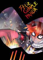 Panpan VS Siru by SiruBoom