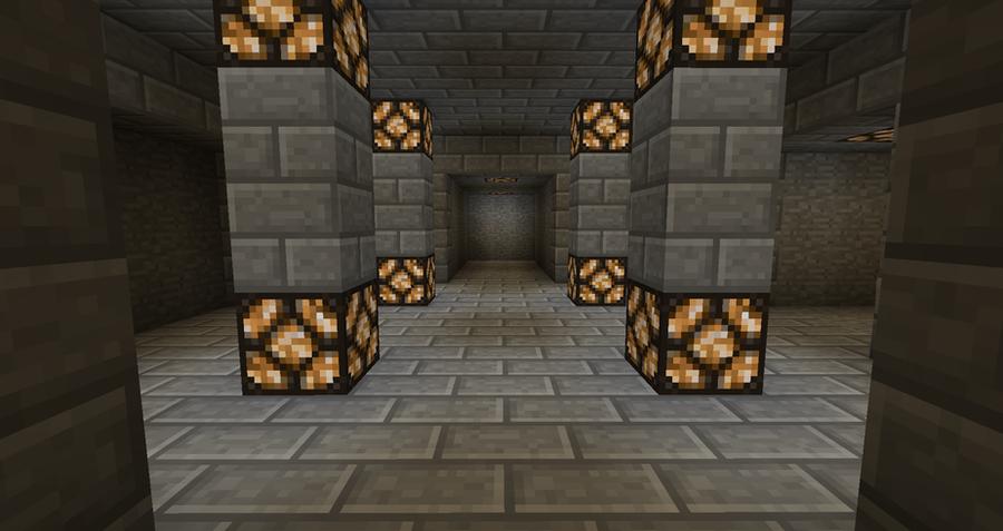 Minecraft - Public Mine Design by HowlingMMurdock on DeviantArt