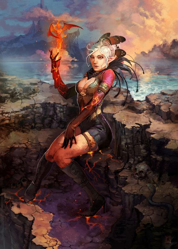 -Fire Spirit-