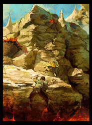 -Yellow Wins- by MarcBrunet