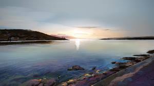 Verve Sunset by MarcBrunet