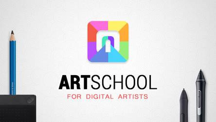 ART School: Digital Artists by MarcBrunet