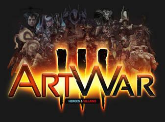 ART WAR 3 by MarcBrunet