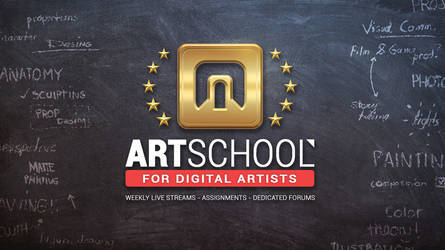 ART School for Digital Artists