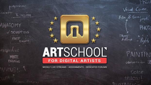 ART School for Digital Artists