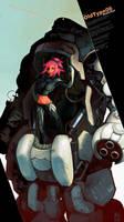 -Afterwar Bounty Hunter-