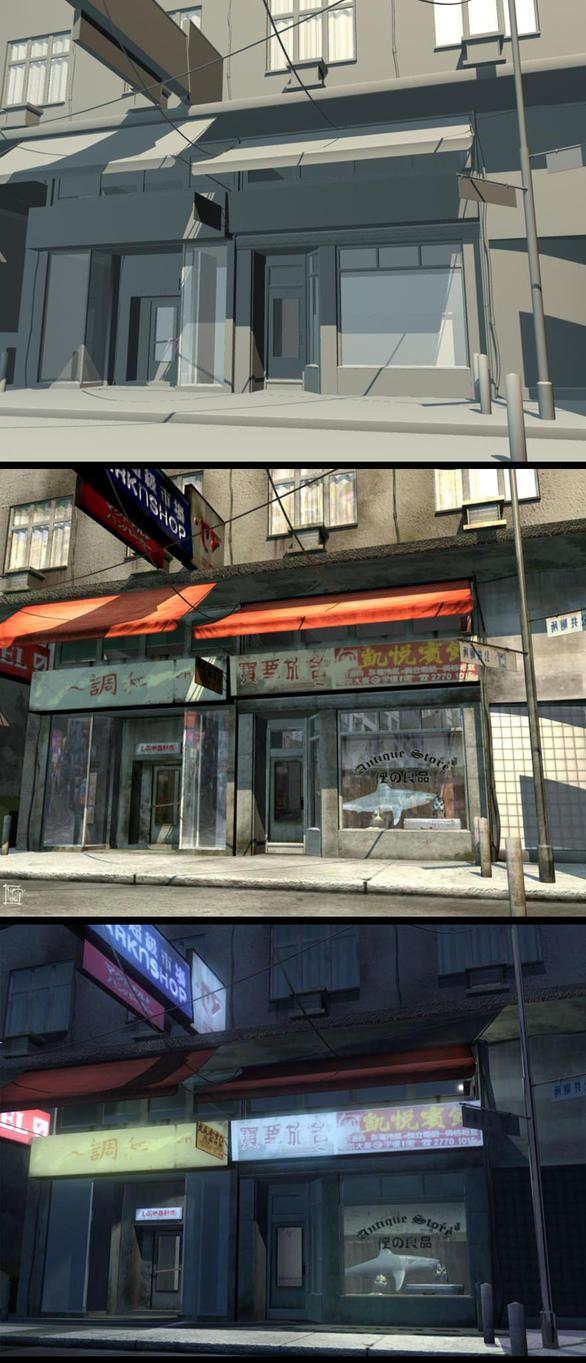 -Oriental Shoppe- by Bluefley