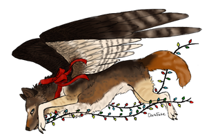 Yetti - Holiday Cheer by 1DarkFate1