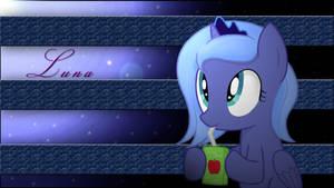 Luna Moonlight Wallpaper