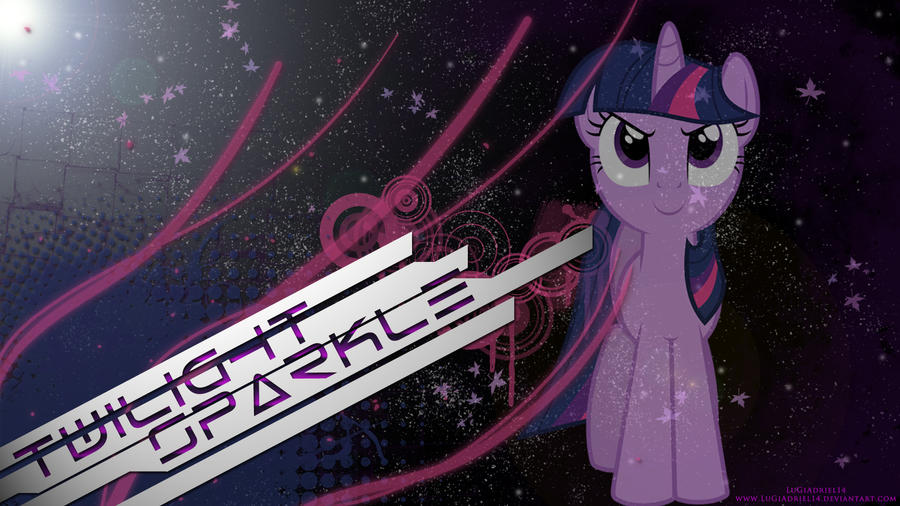 Twilight Sparkle's Space by LuGiAdriel14