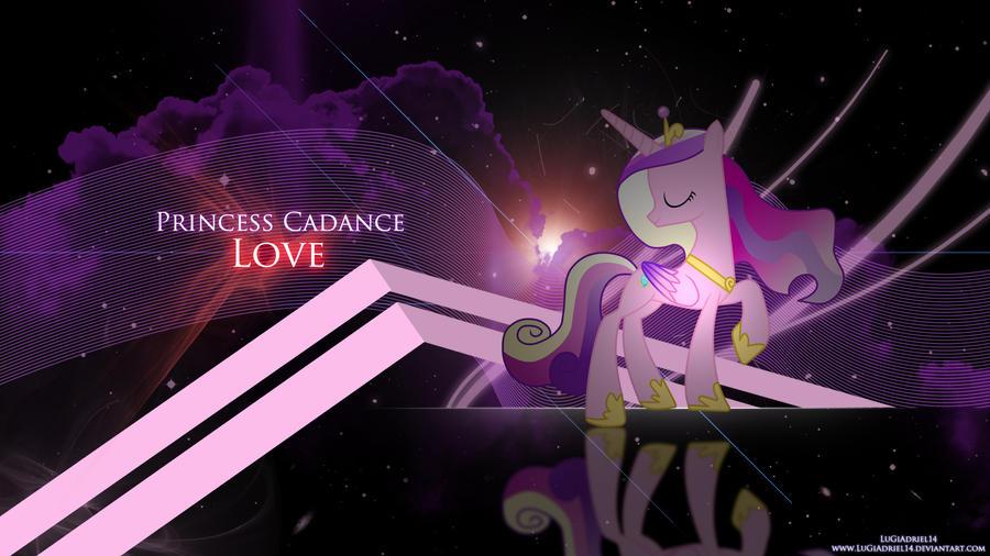 Princess Cadance Love by LuGiAdriel14