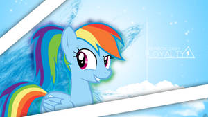 Rainbow Dash Loyalty