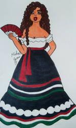 Hispanic Girl