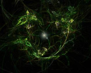 Old supernova by Shinigami44