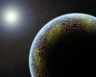 Strange Planet by Shinigami44