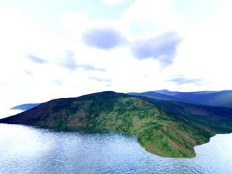 Island by Shinigami44