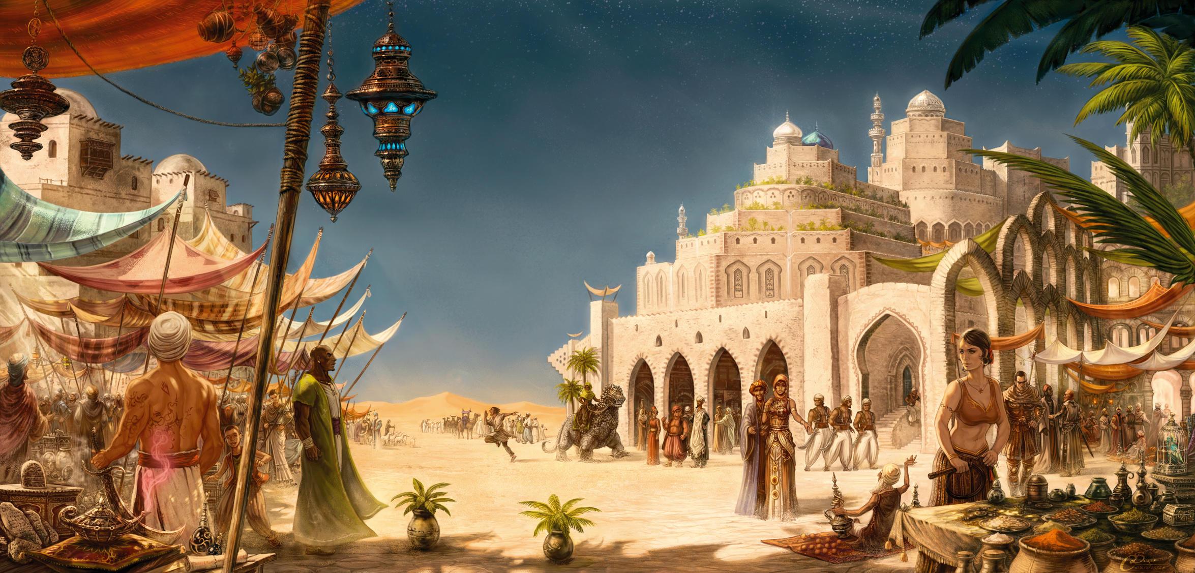 CAPHARNAUM - Yasminabad by Agalanthe