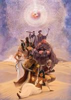 CAPHARNAUM, The Arcana of Adventure (no logo)