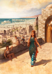 Najah Bat Nubib and Sagrada