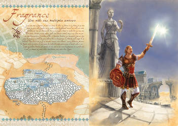 Maciste and Fragrance (map)