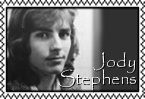 Jody Stephens Stamp by NicoleN22