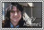 Andy Hummel Stamp by NicoleN22
