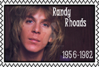 Randy Rhoads Stamp1 by NicoleN22